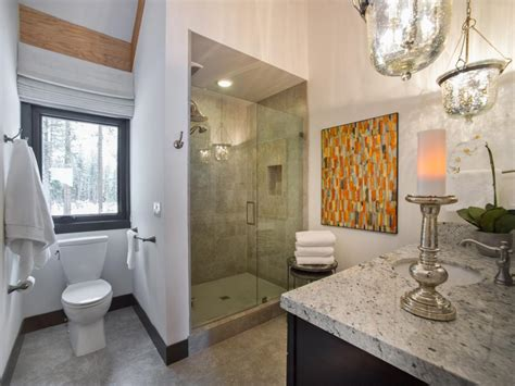 Win Bathroom Makeover 2014 by Hgtv Home 2014 Guest Bathroom Pictures And