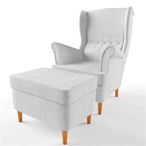 wing chair slipcover ikea ikea wingback chair slipcovers strandmon wing chair ikea