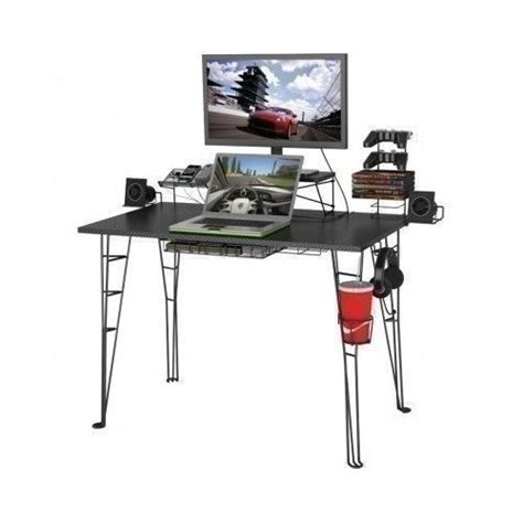 Console Gaming Desk 1000 Ideas About Gaming Desk On Gaming Setup Gaming Chair And Desk Setup