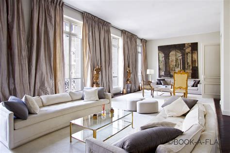 alquiler apartamento  piso de lujo en paris