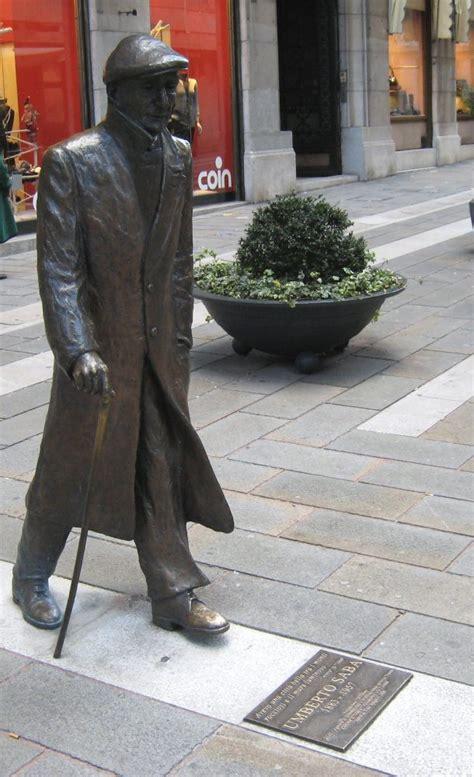 libreria saba trieste 4 la statua di umberto saba museo sveviano di trieste