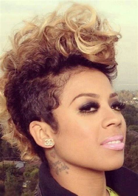 keyshia cole mohawk hairstyles 1000 images about keyshia cole hairstyles on pinterest