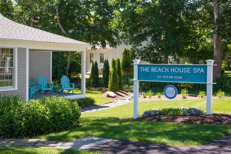 Go To Vacation Spa The Beach House Spa At Ocean Edge Spa It Girl