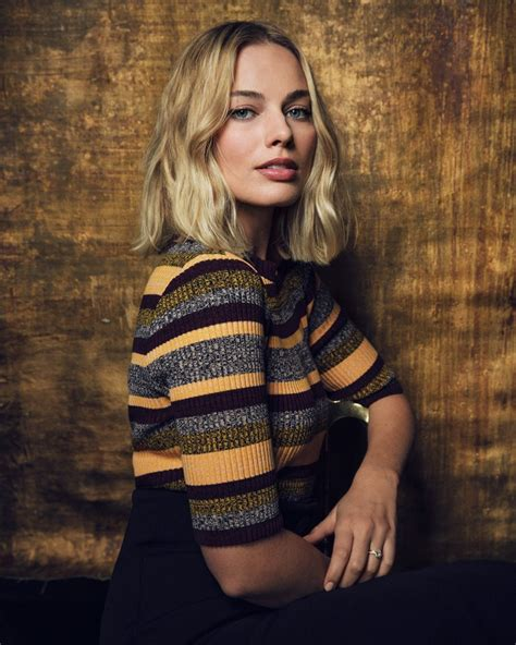 Vanity Fair Oscar Portraits Wait How Many Harley Quinn Projects Is Margot Robbie