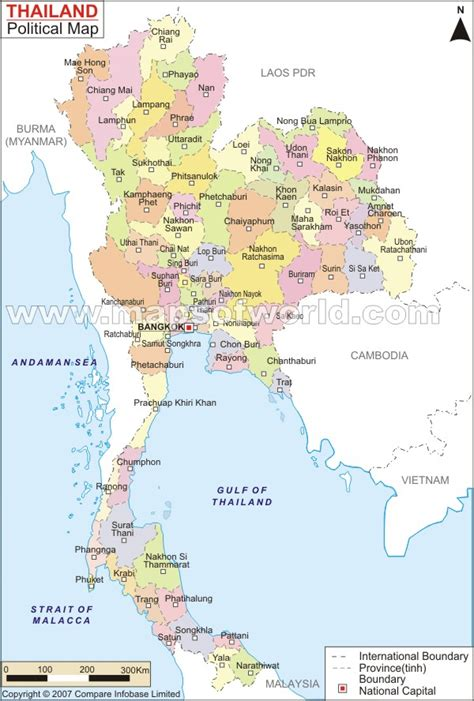 map thailand thailand thailand map
