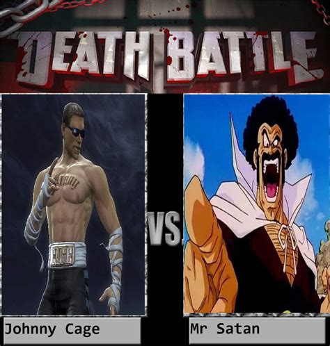 Mr Badass Meme - johnny cage vs mr satan by keyblademagicdan on deviantart