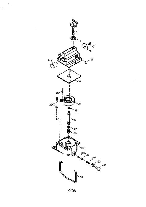 Tecumseh Lawn Mower Engine Diagram - Wiring Diagram Schemas