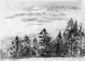 Landscape Pictures Drawing The Loop Charcoal Drawing A Logical Method
