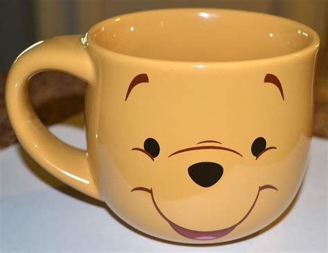 Forum Office Chairs Disney S Store Large Heavy Winnie The Pooh Mug Cup