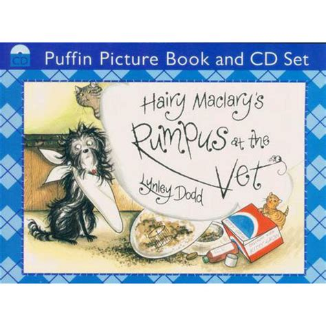 maclary s rumpus at the vet picture book and cd set