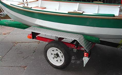 boat trailer plans free knowing free boat trailer plans mark william