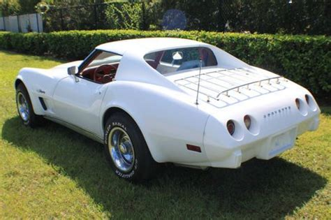 1976 corvette stingray t top purchase used 1976 chevy corvette stingray t tops 350 v 8