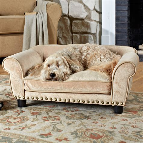 dog couch r enchanted home pet dreamcatcher dog sofa bed in carmel
