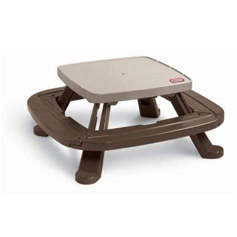Tikes Fold N Store Table by Tikes Fold N Store Picnic Table Play Equipment For Children