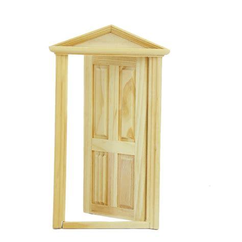 dollhouse exterior 1 12 dollhouse miniature exterior inward open wood door