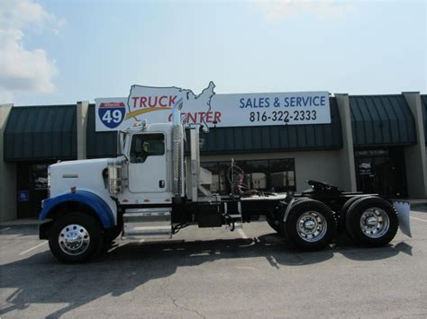 kenworth truck cab kenworth w900 in missouri for sale used trucks on