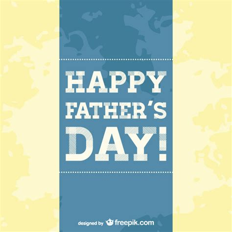 fathers day card template s day card template vector free