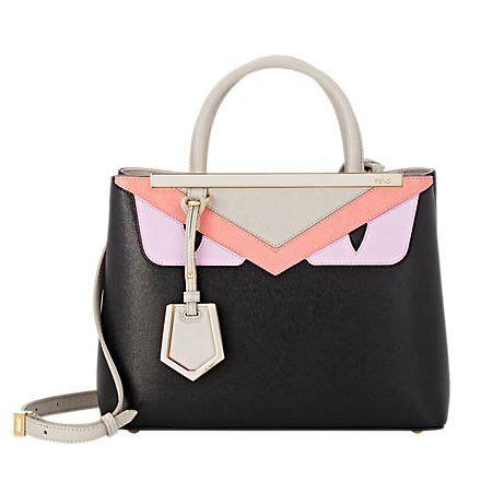 Tas Shopping Stylish fendi bag tas stylish dengan detail mata unik style
