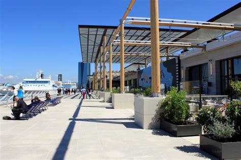 troph 233 e les terrasses du port 233 lues meilleur centre