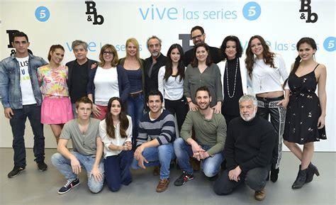 b b sedie foto de los actores de la nueva serie b b de boca en boca