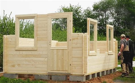 Self Assembly Sheds by Installing A Self Build Garden Room Summer House Within