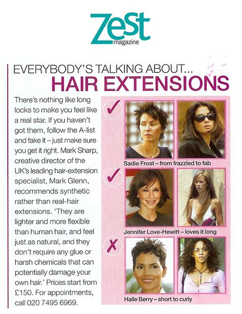 Everyones Talking About Lifestyle Magazine by Glenn The Uk S Leading Hair Extension Specialists