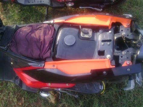 Behel X Ride Asli Ygp modifikasi mio sporty menjadi x ride asli mirip