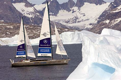 pangaea boat mike horn around the world in 1460 days mike horn navigates