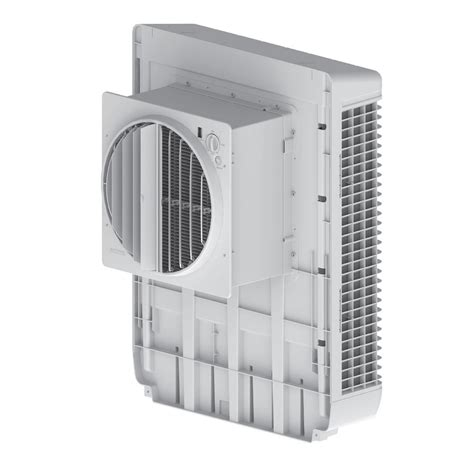 bonaire durango 5900 cfm 3 speed window evaporative cooler