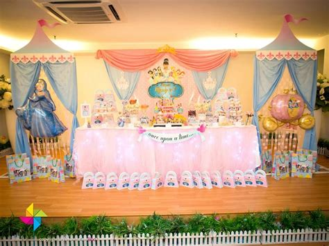 Princess Themed Party Venues | a cinderella disney princess themed birthday party