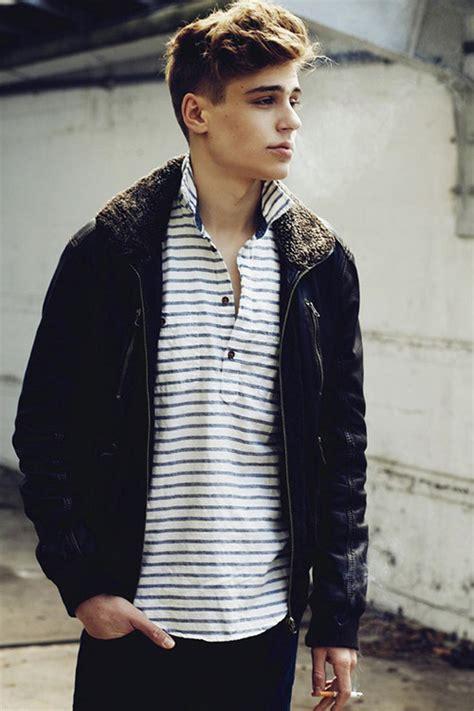 hot 90s boy dyed blonde teenager tim borrmann tumblr uploaded by jen on we heart it