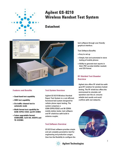 issuu mobile agilent gs8210 by m2k mobile issuu