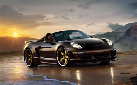 custom porsche wallpaper black custom porsche hd cars 4k wallpapers images