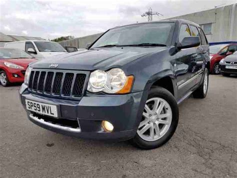 how make cars 2009 jeep grand cherokee security system jeep 2009 grand cherokee 3 0 s limited crd v6 5d 215 bhp auto browse
