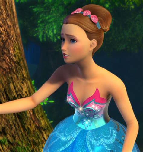 film barbie giselle in which hairstyle kristyn looks the prettiest 芭比娃娃 in