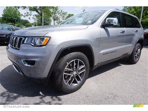 jeep billet silver metallic 2017 billet silver metallic jeep grand limited
