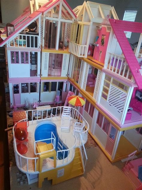 old barbie doll houses barbie dream on pinterest life size barbie dreamhouse barbie and barbie in the