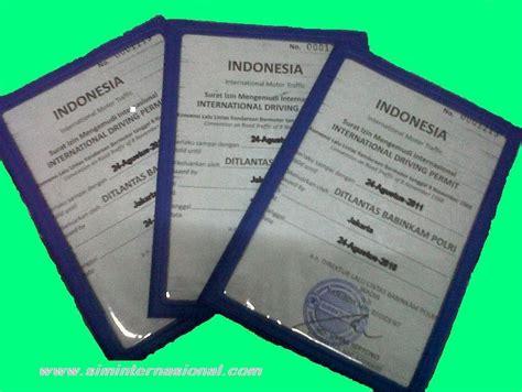 harga membuat sim internasional contoh sim international sim internasional indonesia