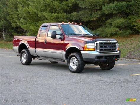 ford f250 2000 toreador metallic 2000 ford f250 duty xlt