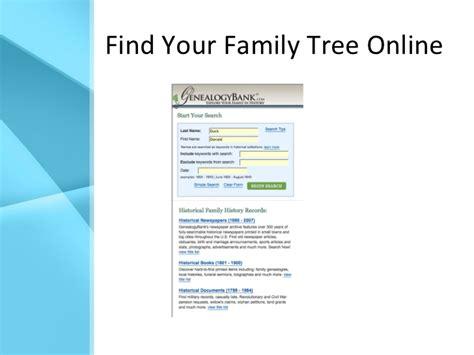 Find your ancestors free australia dating