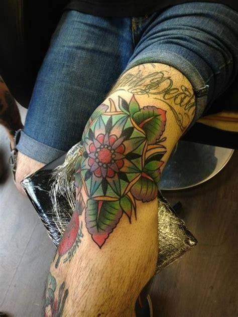 mandala tattoo knee lovely mandala tattoo on knee tattooshunt com