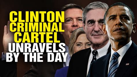 Can You Go Into The With A Criminal Record The Clinton Criminal Cartel Unravels