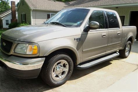 Ford F150 Lariat 2002 4 Door by Find Used 2002 Ford F 150 Supercrew Truck V8 Lariat 2wd