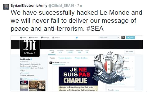 watch danish journalist intimate photos hacked and what french newspaper le monde twitter hacked by sea cyberwarzone