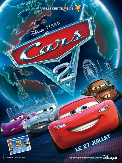 regarder le film cars 3 cars 2 film 2011 allocin 233