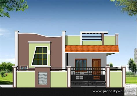 Single Floor House Plans India by House Elevation Designs In Vijayawada House Design Ideas
