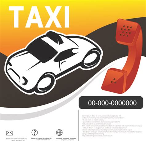 car advertising poster template design vector free 57112kb