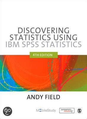 discovering statistics using ibm spss statistics american edition books bol discovering statistics using ibm spss statistics