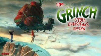 How the grinch stole christmas 2000 dave examines movies