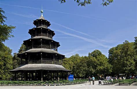 Englischer Garten Biergarten Parken by Englischer Garten Park In Munich Thousand Wonders